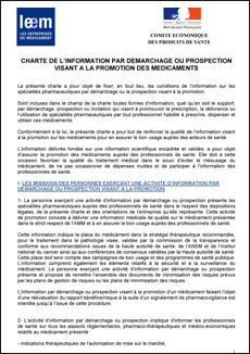 Charte 2014